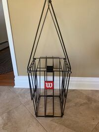 Tennis ball holder. Excellent condition.    PRICE REDUCED!!!!!!!!!