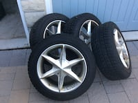 Winter tires for Mercedes  BARRIE