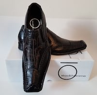 New in Box Stockhomme 9.5 Men Shoes