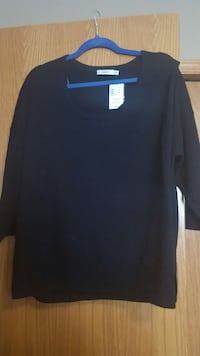Brand new with Tage size XL black