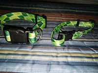 NEW small and medium dog collar set Loganville, 30052
