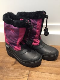 Winter boots size 4 London, N6M 0E5