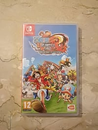 One piece Unlimited Edition Nintendo Switch