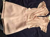 MAJE COMBi-SHORT PINK DRESS  Toronto, M9N 1Z2