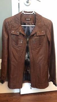 Real Leather Jacket Vancouver, V6C 3T6