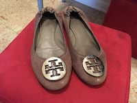 Authentic Tory Burch reva Flats shoes 9size  Fairfax, 22031