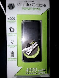 Hype mobile cradle power bank Indianapolis