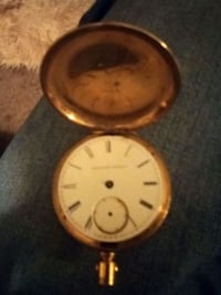 Elgin natl pocket watch