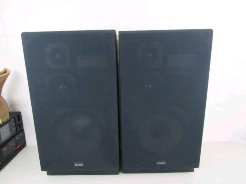 Kenwood JL-650W 3 Way Speaker System 140 Watts Mad fa4f8051-e0fc-407c-ba36-f7a328246a00