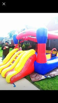 Bounce house  Chicago, 60643