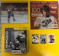 Alex Ovechkin collection Surrey