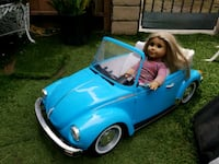 JULIE AMERICAN GIRL CAR &DOLL Los Angeles, 91343