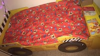Tonka toddler bed  Lafayette, 47909