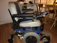 blue and gray motorized wheelchair Antioch, 94509
