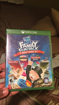 Hasbro Family Fun Pack (XBOX ONE) Clemmons, 27012