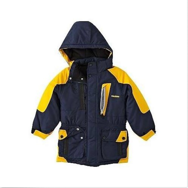02e40efffdbb OSHKOSH Winter Jacket Coat Boys  Size 4 TAGGED  85 usado en venta en ...