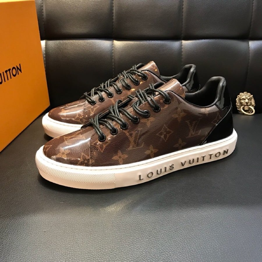 BY ORDER ONLY: Preowned Louis Vuitton Sneakers size 6-46 996a7702-3b01-458c-a500-3657f12d1146