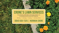 Lawn care/ Leaf removal South Chesterfield