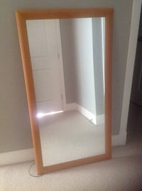 Wall mirror like new, from ikea Surrey, V3S 9R9
