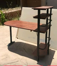 Desk (cherry wood colored) Chula Vista, 91915