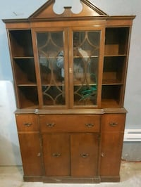 Vintage dinning room cabinet Châteauguay