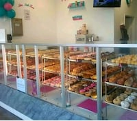 30- Year Old Modern Donut Shop For Sale  Los Angeles, 90003