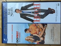 Double feature 50 First Dates and Hitch 2 disc DVD set Greater Sudbury / Grand Sudbury, P3P 0B5
