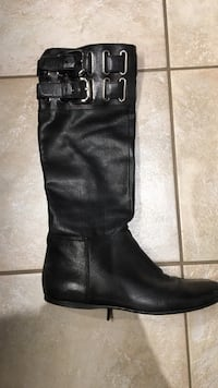 Miu miu ladies leather boots 9 1/2 Laval, H7W 0A3