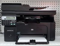 HP Laserjet All -in - One Printer Toronto