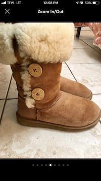 UGG Bailey Boots Silver Spring, 20895