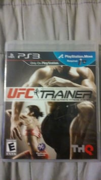 UFC Personal Trainer-PS3