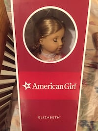 American Girl Doll never been out of box. Wichita