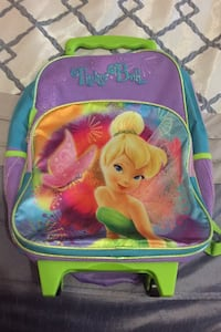 Tinkerbell suitcase  Lachine, H8S