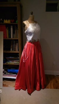 NEW-2-piece evening dress  gown Richmond Hill, L4S 1E7