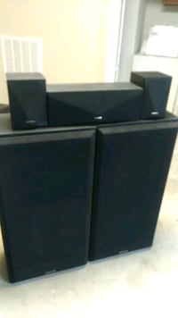 Home threater speakers Fayetteville
