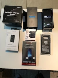 Samsung Galaxy Note 8 with extras Markham, L3S 2L9