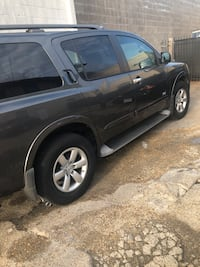 2009 Nissan Armada New Orleans
