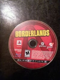 BORDERLANDS PS3 New Windsor, 12553