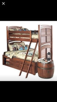 Disney Rooms 2 Go bunk Beds Dumfries, 22025