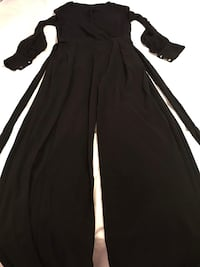 MARCIANO (Guess) Black Jumpsuit
