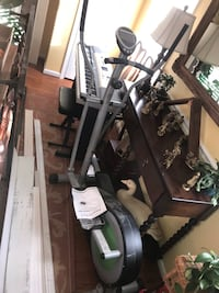 Elliptical Exercise Machine 1