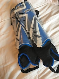 Striker soccer shin and ankle guards Ajax, L1S 4W2