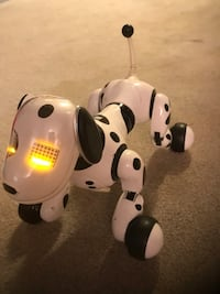 Zoomer interactive Dalmatian Sterling, 20165