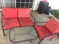 Patio furniture set Riverside, 92505