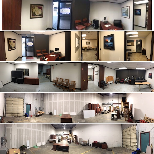 COMMERCIAL For rent 4+BR 4+BA
