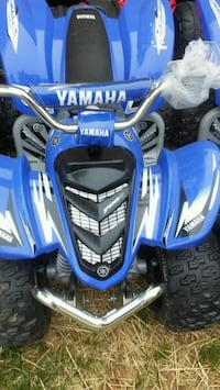 Yamaha raptor 4 wheel power wheel