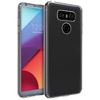 Slim Transparent Case - LG G6 Windsor