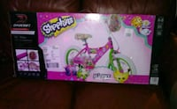 Shopkins bike.  Joplin, 64801