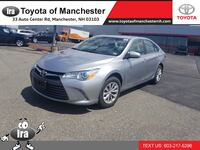 2016 Toyota Camry LE MANCHESTER