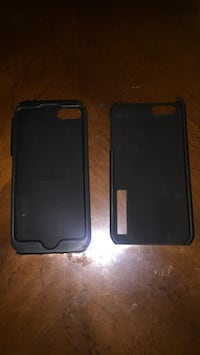 2 black iphone hard case Albuquerque, 87109